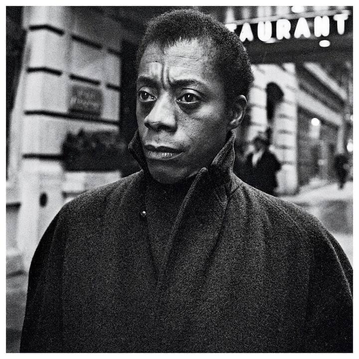 "James Baldwin // ""I remember standing on a street corner with the black painter Beauford Delaney down in the Village waiting for the light to change, and he pointed down and said, 'Look.' I looked and all I saw was the water. And he said, 'Look again,' which I did, and I saw oil on the water and the city reflected in the puddle. It was a great revelation to me. I can't explain it. He taught me how to see, and how to trust what I saw. Painters have often taught writers how to see. And once you've had that experience, you see differently."""