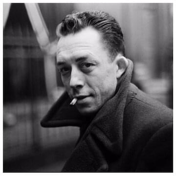 "Albert Camus // ""But above all, in order to be, never try to seem."""