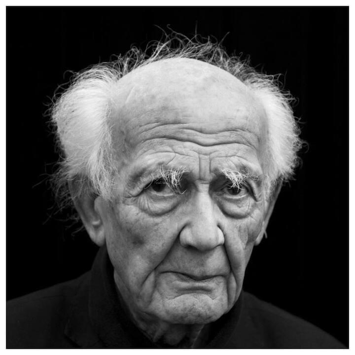 "Zygmunt Bauman // ""As you rightly point out, refugees end up all too often cast in the role of a threat to the human rights of established native populations, instead of being defined and treated as a vulnerable part of humanity in search of the restoration of those same rights of which they have been violently robbed. There is currently a pronounced tendency, among the settled populations as well as the politicians they elect...to transfer the 'issue of refugees' from the area of universal human rights into that of internal security. Being tough on foreigners in the name of safety from potential terrorists is evidently generating more political currency than appealing for compassion for people in distress... As recently as a few weeks ago, those newcomers may have felt just as safe at home as we do right now. But now, they look at us, deprived of their homes, possessions, security, often their 'inalienable' human rights... No wonder the successive tides of fresh immigrants are resented... They are embodiments of the collapse of order...they reveal insecurities to us... By stopping them on the other side of our properly fortified borders, it is implied that we'll manage to stop those global forces that brought them to our doors... Such discursive acrobatics leave the causes of these crises unexamined, and those responsible untouched by guilt. In a culture that ennobled the pursuit of self-betterment and happiness...it is nothing less than utter hypocrisy to condemn those who try to follow this precept but are prevented from doing so by lack of means or proper papers."""