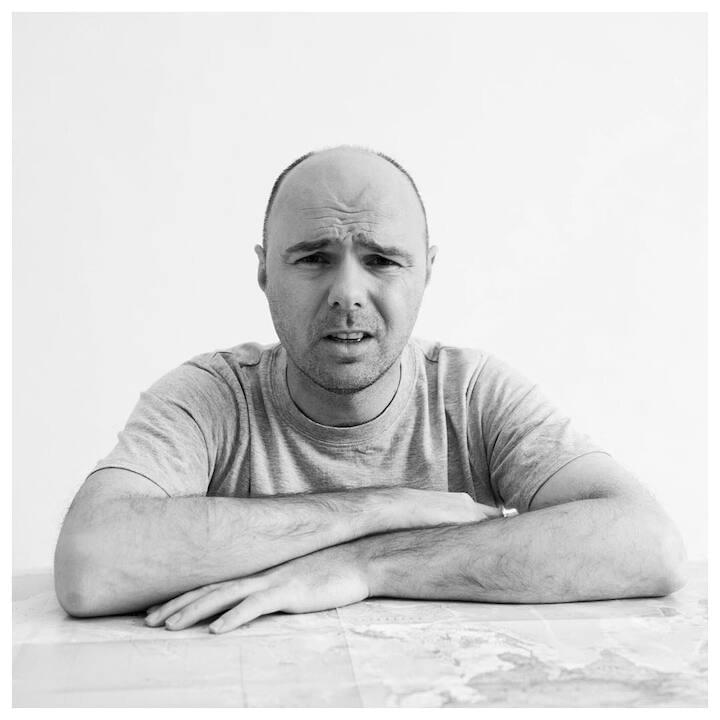 "Karl Pilkington // ""If I had to give up my mouth or my ears, I'd definitely get rid of my mouth. You learn nothing from your own talking. I know everything I'm going to say, I never surprise myself."""