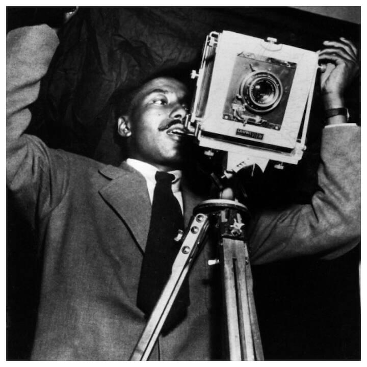 "Gordon Parks // ""I picked up a camera because it was my choice of weapons against what I hated most about the universe: racism, intolerance, poverty. I could have just as easily picked up a knife or a gun...but I chose not to go that way. I felt that I could somehow subdue these evils by doing something beautiful."""