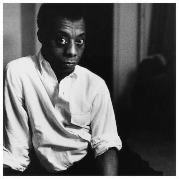 "James Baldwin // ""People who shut their eyes to reality simply invite their own destruction."""