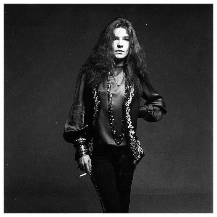 "Janis Joplin // ""To be true to myself, to be the person that was on the inside of me, and not play games. That's what I'm trying to do mostly in the whole world, is to not bullshit myself and not bullshit anybody else."""