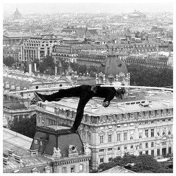 "Philippe Petit // ""Believe marvels exist around you, inside others, within yourself. Go search for them."""
