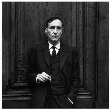 "William S. Burroughs // ""Whenever you are threatened by a hostile presence...emit a thick cloud of love like an octopus squirts out ink."""