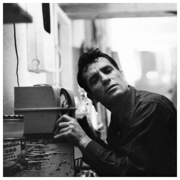 "Jack Kerouac // ""Don't use the phone. People are never ready to answer it. Use poetry."""