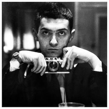 "Stanley Kubrick // ""I've got a particular weakness for criminals and artists. Neither takes life as it is."""