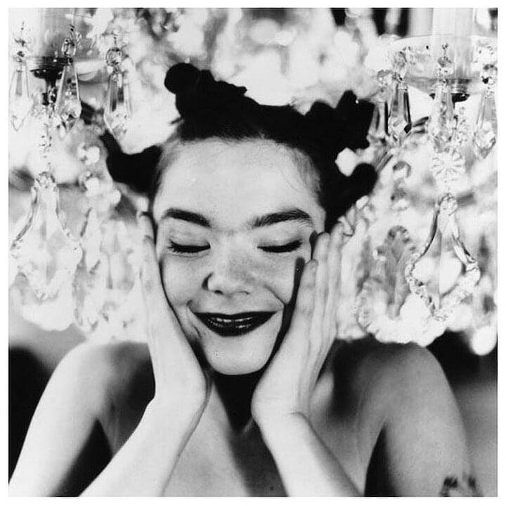 "Björk // ""Create a paradise anywhere you go."""