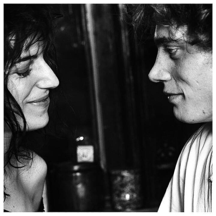 "Patti Smith (& Robert Mapplethorpe) // ""It's a dark period now because everyone is beguiled by fame... I think that true artists just have to keep doing their work, keep struggling, and keep hold of their vision. Because being a true artist is its own reward. If that's what you are, then you're always that. You could be locked away in a prison with no way at all to communicate what's in there, but you're still an artist. The imagination and the ability to transform is what makes one an artist. So young artists who feel overwhelmed by everything have to almost downscale. They have to go all the way to this kernel and believe in themselves, and that's what Robert gave me. He believed in that kernel I had, you know, with absolute unconditional belief. And if you believe it, you'll have that your whole life, through the worst times."""