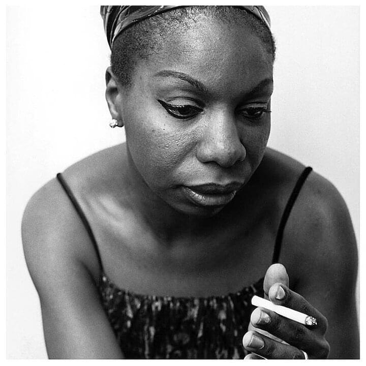 "Nina Simone // ""I had spent many years pursuing excellence...now it was dedicated to freedom, and that was far more important."""