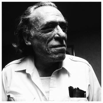 "Charles Bukowski // ""Nobody can save you but yourself. You will be put again and again into nearly impossible situations. They will attempt again and again...to make you submit, quit and/or die quietly inside...and it will be easy enough to fail...but don't, don't, don't. Just watch them. Listen to them. Do you want to be like that? A faceless, mindless, heartless being? Do you want to experience death before death? Nobody can save you but yourself and you're worth saving. It's a war not easily won but if anything is worth winning then this is it. Think about it. Think about saving yourself."""