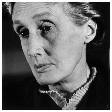 "Virginia Woolf // ""I want to write a novel about silence. The things people don't say."""