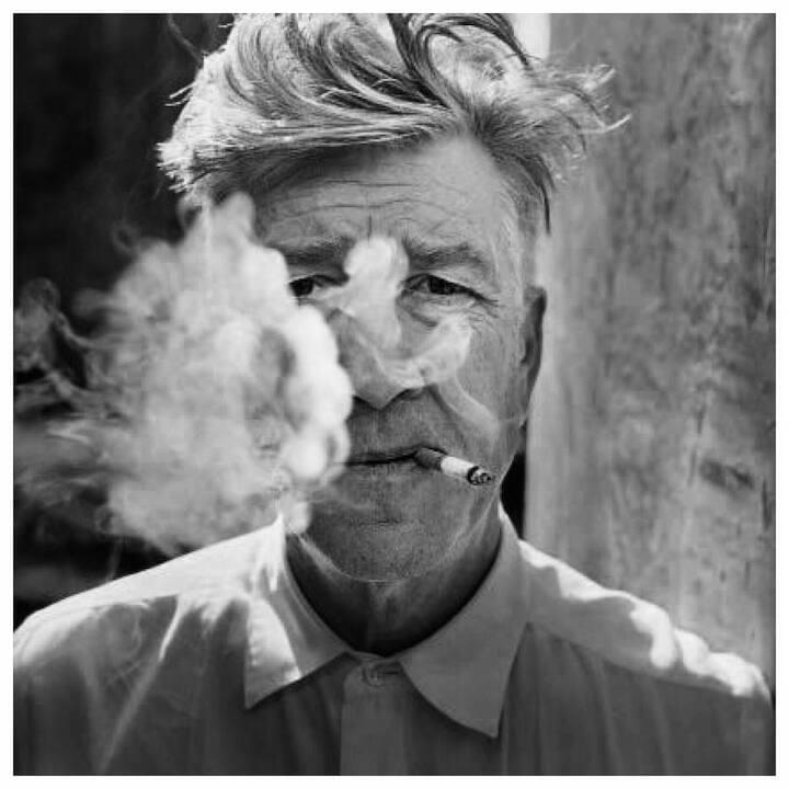 "David Lynch // ""Just slow things down and it becomes more beautiful."""