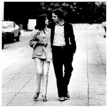 "Ann Druyan (& Carl Sagan) // ""I don't ever expect to be reunited with Carl. But, the great thing is that when we were together, for nearly twenty years, we lived with a vivid appreciation of how brief and precious life is... Every single moment that we were alive and we were together was miraculous...not miraculous in the sense of inexplicable or supernatural. We knew we were beneficiaries of chance... That pure chance could be so generous and so kind... That we could find each other...in the vastness of space and the immensity of time... The way he treated me and the way I treated him, the way we took care of each other and our family, while he lived. That is so much more important than the idea I will see him someday. I don't think I'll ever see Carl again. But I saw him. We saw each other. We found each other in the cosmos, and that was wonderful."""