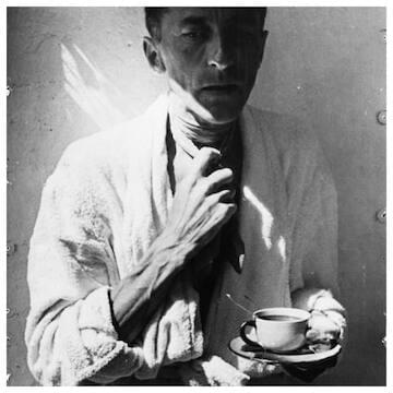 "Jean Cocteau // ""If a poet has a dream, it is not of becoming famous, but of being believed."""
