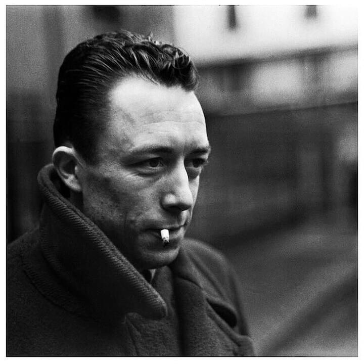 "Albert Camus // ""The need to be right is the sign of a vulgar mind."""