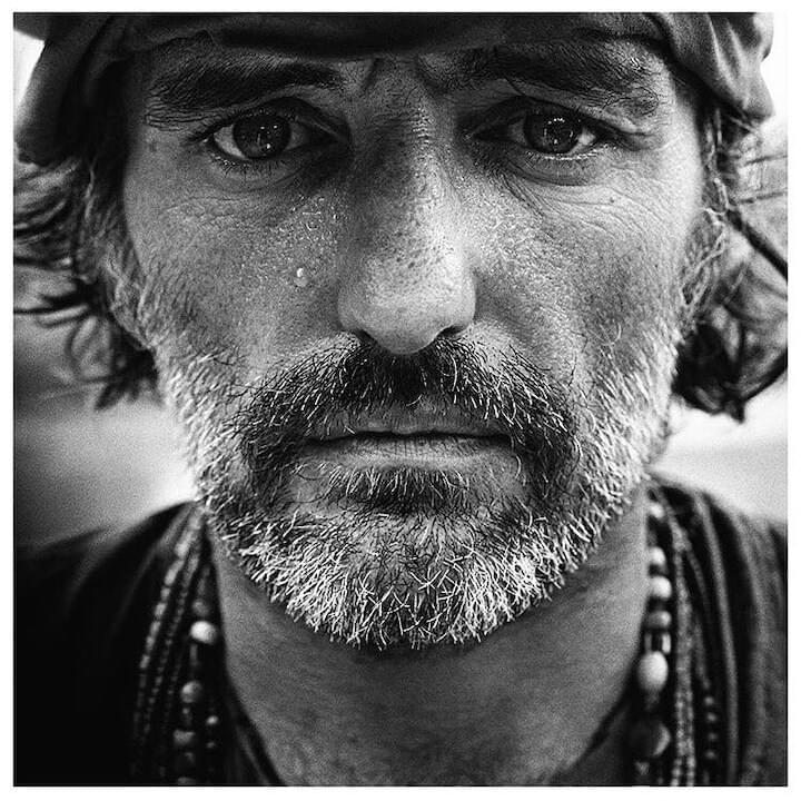 "Dennis Hopper // ""What you need to do is start living in the moment. You've got to live moment to moment... You've got to learn how to smoke the cigarette, not act smoking the cigarette. You need to drink the drink, not act drinking the drink. You've got to do things and not show them."""