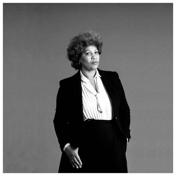 "Toni Morrison // ""I want to discourage you from choosing anything or making any decision simply because it is safe. Things of value seldom are."""