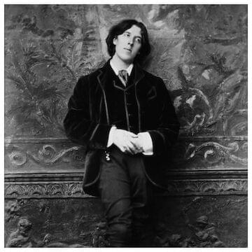 "Oscar Wilde // ""The only people I would care to be with now are artists and people who have suffered: those who know what beauty is, and those who know what sorrow is: nobody else interests me."""