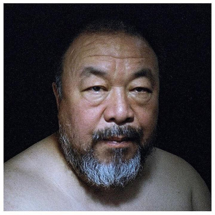"Ai Weiwei // ""If you don't act, the danger becomes stronger."""