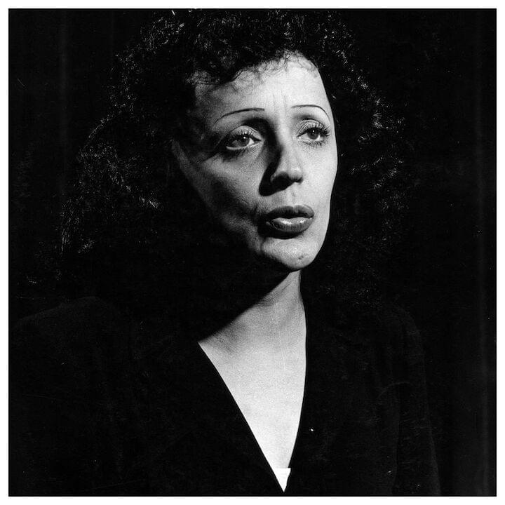 "Edith Piaf // ""I want to make people cry even when they don't understand my words."""