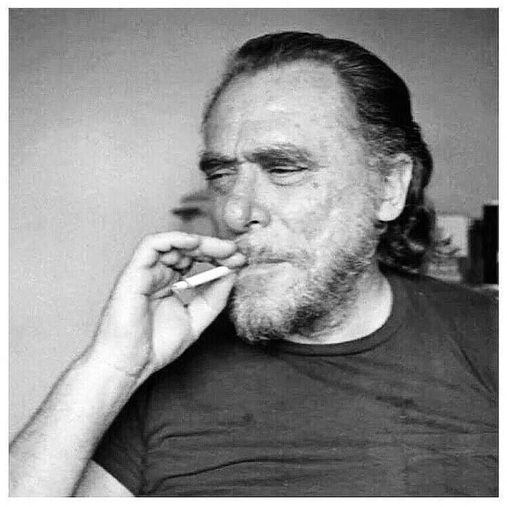 "Charles Bukowski // ""Style is the answer to everything. A fresh way to approach a dull or dangerous thing. To do a dull thing with style is preferable to doing a dangerous thing without it. To do a dangerous thing with style is what I call art... Boxing can be art. Loving can be art. Opening a can of sardines can be an art... Not many have style. Not many can keep style... Style is the difference, a way of doing, a way of being done."""