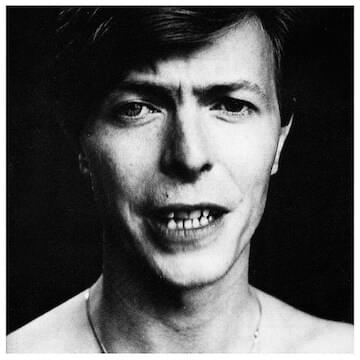 "David Bowie // ""It's a compulsive need to wreck everything. You might notice there's a pattern of stripping down and building back up again throughout my life. I guess that's how some of us conduct our lives."""