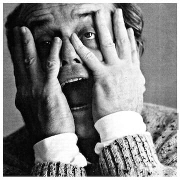 "Jack Nicholson // ""I'd prefer if people had no impressions of me. As a kid, I had to tell my own family, 'Please, just don't talk about me!' Because they always got it wrong. Always. I just didn't want them to tell anyone anything about me."""