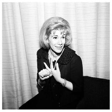 "Joan Rivers // ""I wish I could tell you it gets better, but it doesn't get better. You get better."""