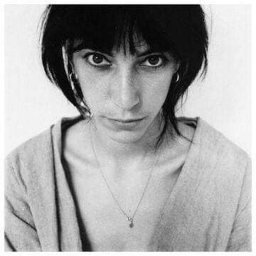 "Patti Smith // ""Put down your cell phones, put everything away, and feel your blood pulsing in you, feel your creative impulse, feel your own spirit, your heart, your mind. Feel the joy of being alive and free."""