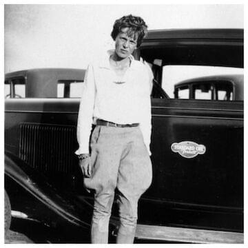 "Amelia Earhart // ""Some of us have great runways already built for us. If you have one, take off. But if you don't have one, realize it is your responsibility to grab a shovel and build one for yourself and for those who will follow after you."""