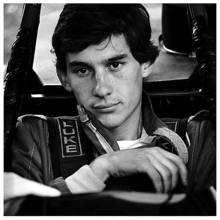 "Ayrton Senna // ""At the same moment you are doing something that nobody else is able to do...at the same moment that you are seen as the best, the fastest and somebody that cannot be touched, you are enormously fragile."""