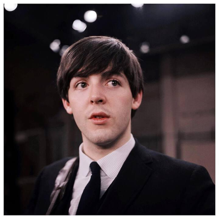 Paul McCartney I Used To Think Anyone Doing Anything Weird Was