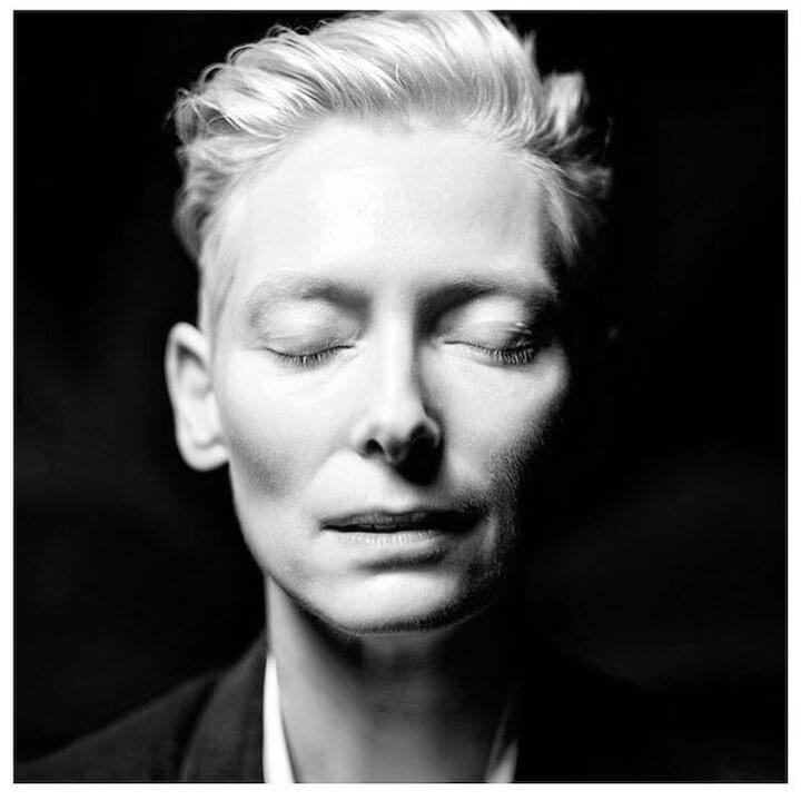 "Tilda Swinton // ""Loneliness is the deal. Loneliness is the last great taboo. If we don't accept loneliness, then capitalism wins...because capitalism is all about trying to convince people that you can distract yourself, that you can make it better. And it ain't true."""