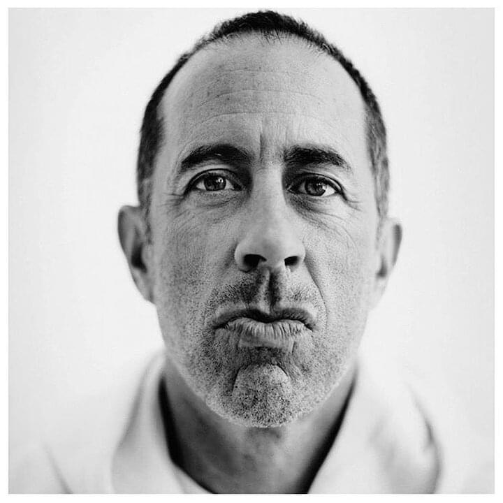 "Jerry Seinfeld // ""Keep your head up in failure, and your head down in success."""