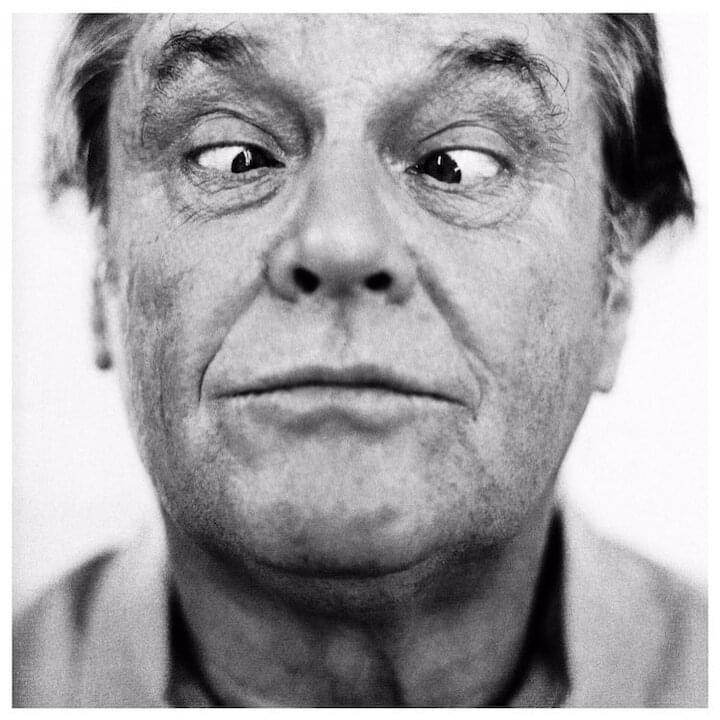 "Jack Nicholson // ""The minute that you're not learning I believe you're dead."""