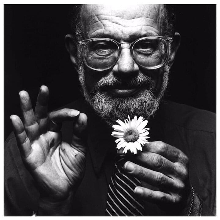 Photo of Allen Ginsberg
