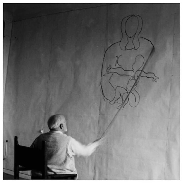 Photo of Henri Matisse