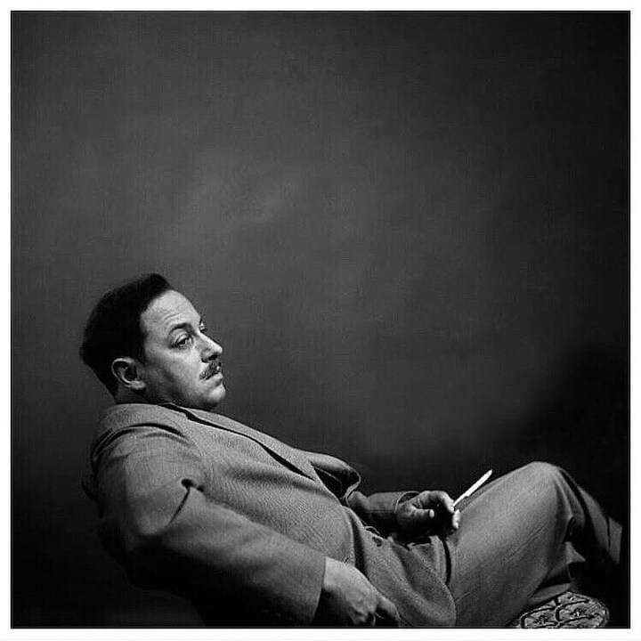 Photo of Tennessee Williams