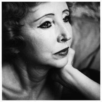 Photo of Anais Nin